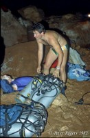 Cave diving through history: Cocklebiddy Cave, 1982 (Part 1)