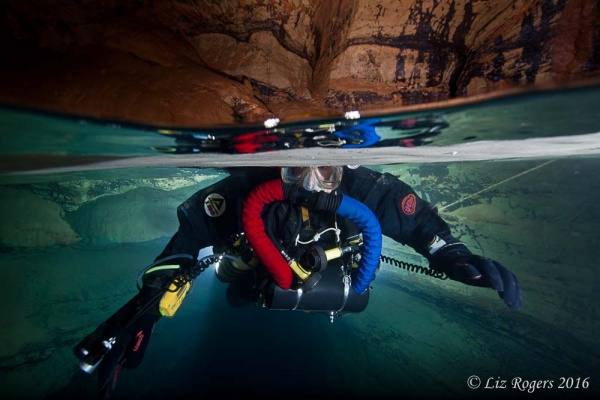 June 2017 Cave Diving