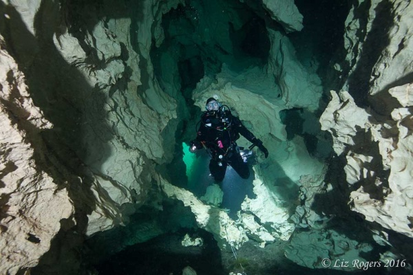 April 2017 Cave Diving