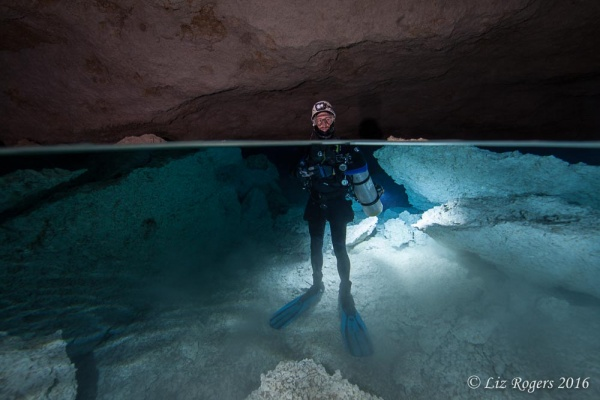November 2017 Cave Diving