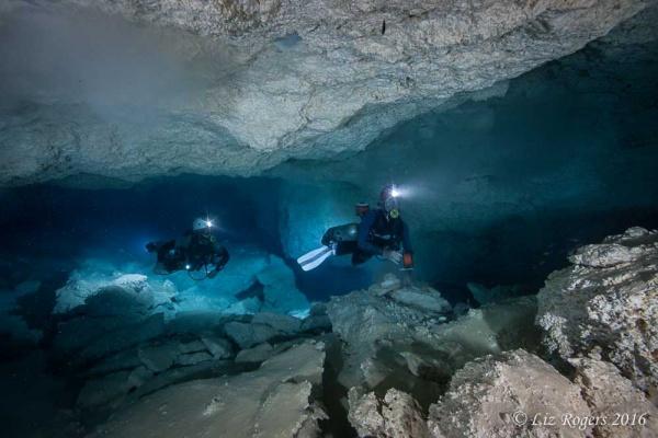 December 2017 Cave Diving