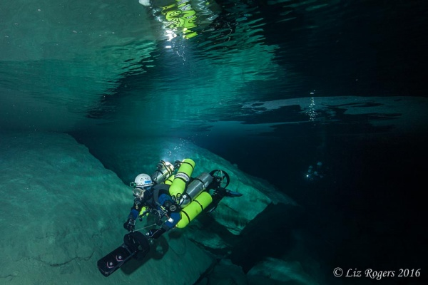 September 2017 Cave Diving